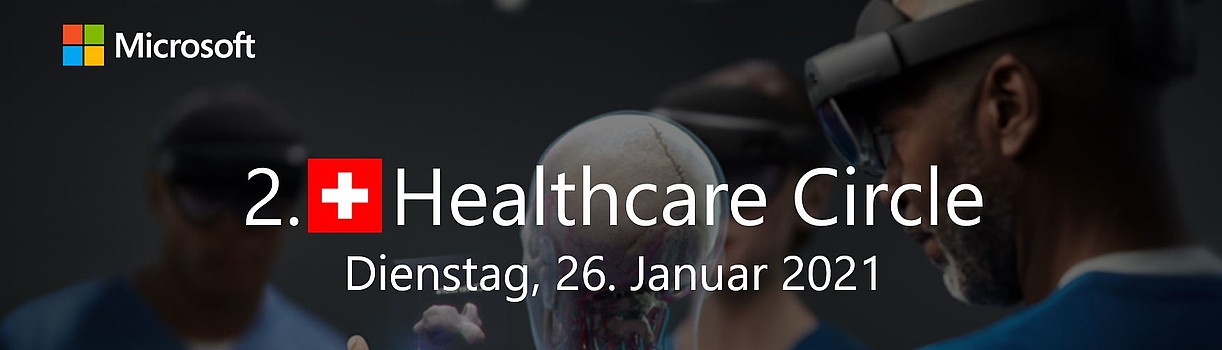 Banner 2. Swiss Healthcare Circle